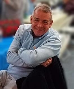 Male mentor Tom Myers